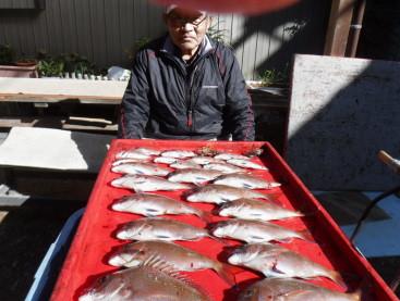 奥村釣船の2020年1月29日(水)5枚目の写真