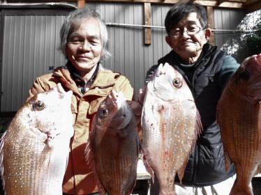 奥村釣船の2020年1月30日(木)1枚目の写真