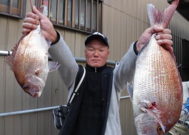 奥村釣船の2020年1月30日(木)2枚目の写真