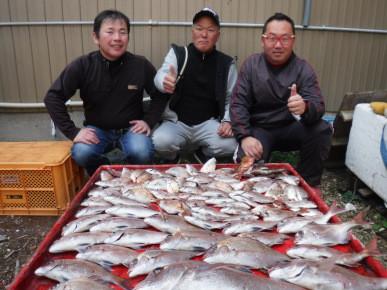 奥村釣船の2020年1月30日(木)3枚目の写真