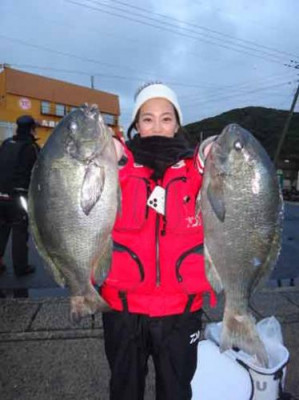 丸銀釣りセンターの2020年1月29日(水)1枚目の写真
