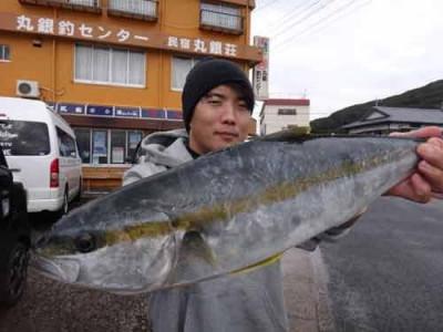 丸銀釣りセンターの2020年1月29日(水)2枚目の写真