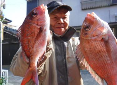 奥村釣船の2020年1月31日(金)1枚目の写真