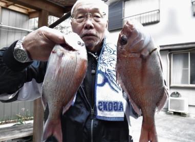 奥村釣船の2020年1月31日(金)2枚目の写真