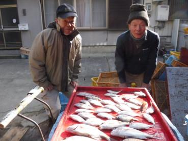 奥村釣船の2020年1月31日(金)3枚目の写真