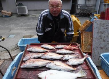 奥村釣船の2020年1月31日(金)4枚目の写真