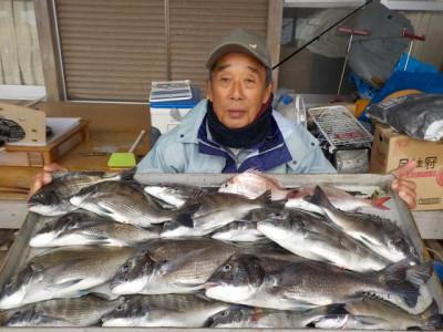 旅館 海の都 勢力丸の2020年1月31日(金)1枚目の写真