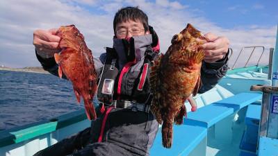 北山丸の2020年1月31日(金)2枚目の写真