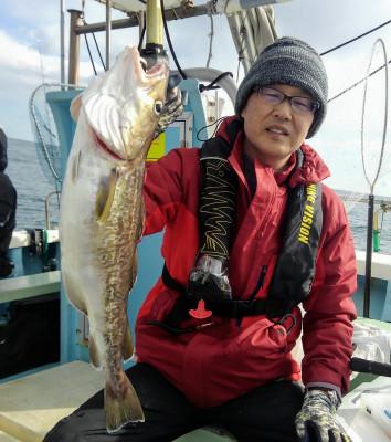 佐々木釣具店 平進丸の2020年2月2日(日)2枚目の写真
