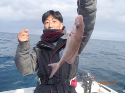 秀吉丸の2020年2月2日(日)2枚目の写真
