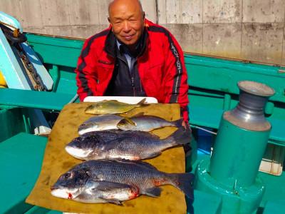 平良丸の2020年2月4日(火)2枚目の写真