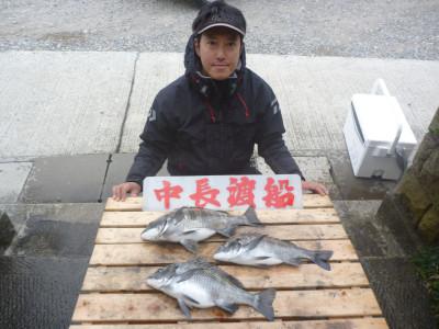 中長渡船の2020年2月7日(金)1枚目の写真
