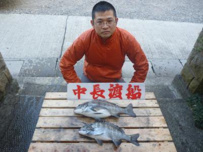 中長渡船の2020年2月8日(土)1枚目の写真