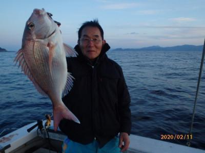 秀吉丸の2020年2月11日(火)1枚目の写真