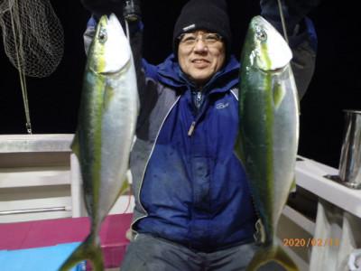 秀吉丸の2020年2月11日(火)2枚目の写真