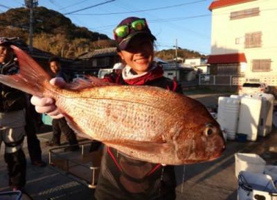 丸銀釣りセンターの2020年2月14日(金)1枚目の写真