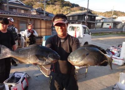 丸銀釣りセンターの2020年2月14日(金)3枚目の写真