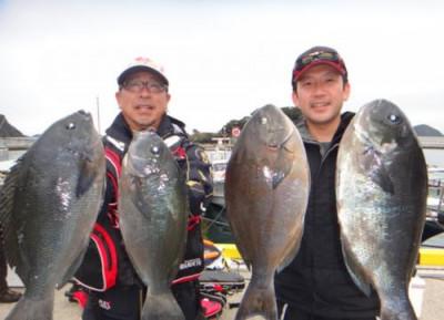 丸銀釣りセンターの2020年2月15日(土)1枚目の写真