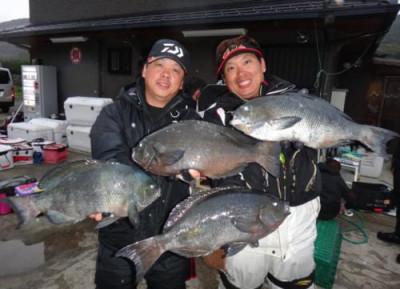 丸銀釣りセンターの2020年2月15日(土)2枚目の写真