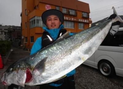 丸銀釣りセンターの2020年2月15日(土)3枚目の写真