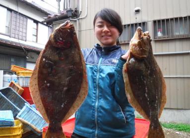 奥村釣船の2020年2月15日(土)1枚目の写真