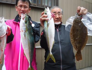 奥村釣船の2020年2月15日(土)2枚目の写真