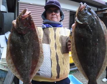 奥村釣船の2020年2月15日(土)3枚目の写真