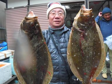 奥村釣船の2020年2月16日(日)1枚目の写真