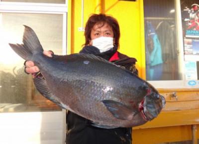 丸銀釣りセンターの2020年2月19日(水)1枚目の写真