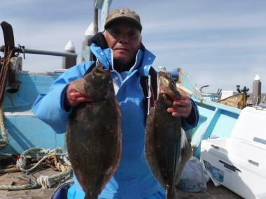 奥村釣船の2020年2月19日(水)1枚目の写真