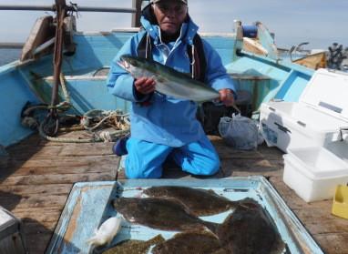 奥村釣船の2020年2月19日(水)2枚目の写真