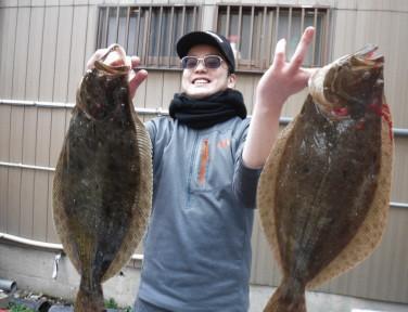 奥村釣船の2020年2月20日(木)1枚目の写真