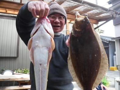 奥村釣船の2020年2月20日(木)2枚目の写真