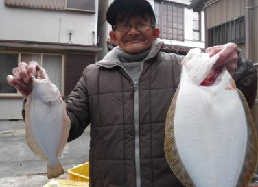 奥村釣船の2020年2月20日(木)3枚目の写真