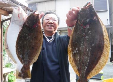 奥村釣船の2020年2月20日(木)4枚目の写真