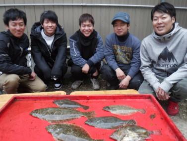 奥村釣船の2020年2月20日(木)5枚目の写真