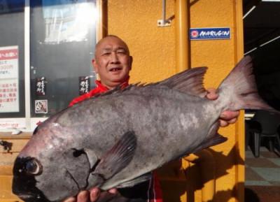 丸銀釣りセンターの2020年2月20日(木)1枚目の写真