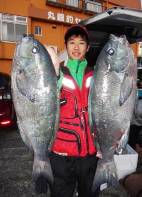 丸銀釣りセンターの2020年2月20日(木)3枚目の写真