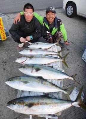 丸銀釣りセンターの2020年2月20日(木)5枚目の写真