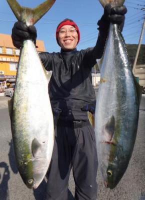 丸銀釣りセンターの2020年2月21日(金)1枚目の写真
