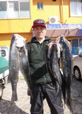 丸銀釣りセンターの2020年2月22日(土)2枚目の写真