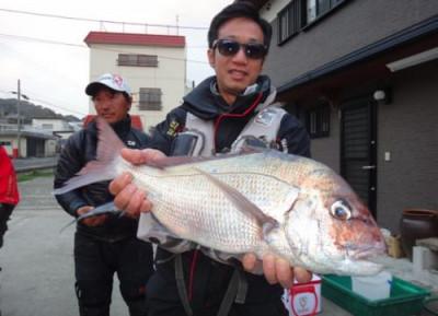 丸銀釣りセンターの2020年2月22日(土)3枚目の写真