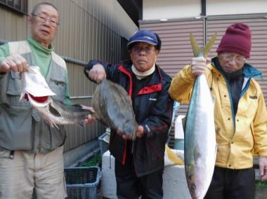 奥村釣船の2020年2月21日(金)4枚目の写真