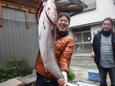 奥村釣船の2020年2月22日(土)2枚目の写真
