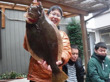 奥村釣船の2020年2月22日(土)3枚目の写真