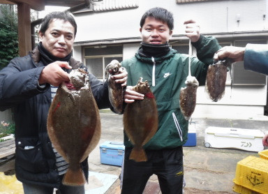 奥村釣船の2020年2月22日(土)4枚目の写真