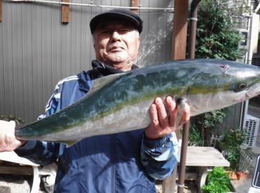 奥村釣船の2020年2月23日(日)1枚目の写真