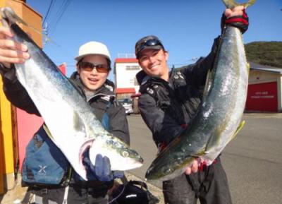 丸銀釣りセンターの2020年2月23日(日)1枚目の写真
