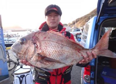 丸銀釣りセンターの2020年2月23日(日)2枚目の写真