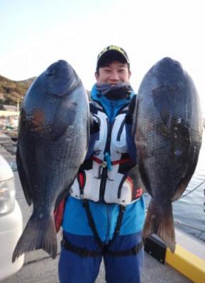 丸銀釣りセンターの2020年2月23日(日)5枚目の写真